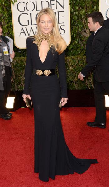 Kate Hudson in McQueen