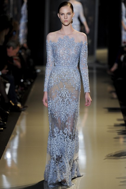 Elie Saab ss13 COUTURE