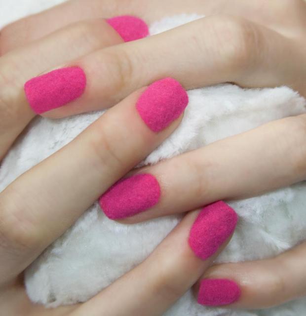 MUA Velvet Nails