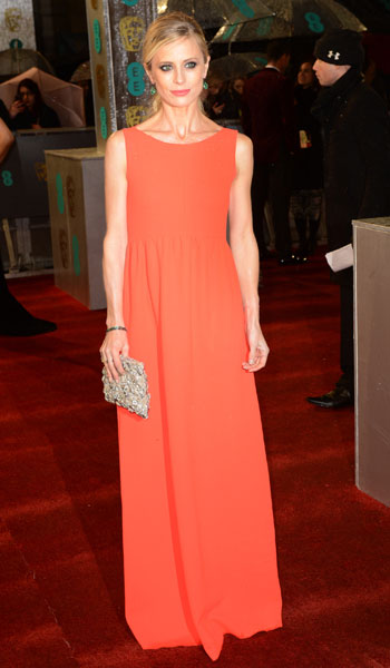 Laura Bailey BAFTAs 2013