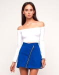 http://www.motelrocks.com/shop/products/Motel-Christine-Mini-Skirt-With-Angled-Front-Zip-in-Sapphire.html