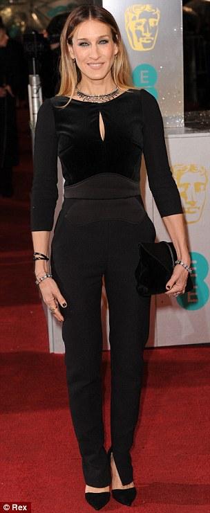 Sarah Jessica Parker BAFTAs 2013