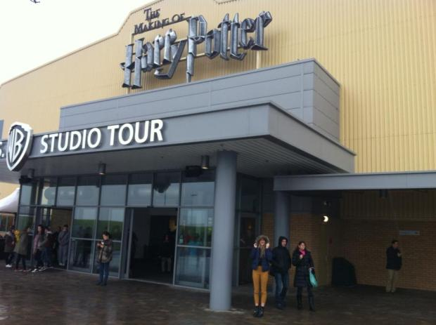 Harry Potter Warner Brother Studios
