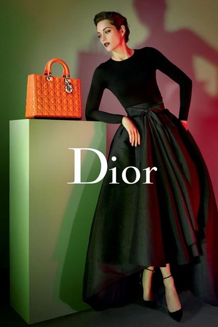 Marion Cotillard Dior Spring