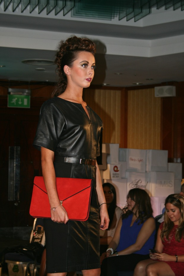 Cardiff Fashion Week 2013 - John Lewis